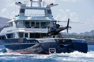 photo of Custom Flyghtship Motor Yacht - T6