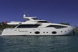 100' Custom Line Ferretti Custom Line 2012