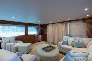 85' Pacific Mariner Raised Pilothouse Motoryacht 2009