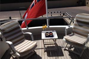 SEAQUEST is a Hatteras  Yacht For Sale in Fort Lauderdale--22