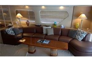 SEAQUEST is a Hatteras  Yacht For Sale in Fort Lauderdale--2