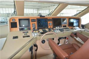SEAQUEST is a Hatteras  Yacht For Sale in Fort Lauderdale--13