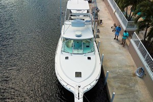 33' Rampage Express 2007 7 Bow View