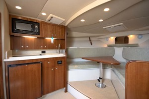 33' Rampage Express 2007 17 Galley And Berth