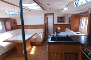 53' Hanse 545 2012 Aurore - Hanse 545 for sale