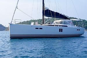 52' Hanse 545 2012