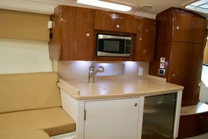 40' Intrepid 400 Cuddy 2016 Galley