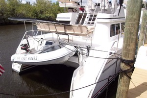 34' Pdq Mv34 2003 4a Stern Profile