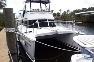 34' Pdq Mv34 2003 2 Bow Profile