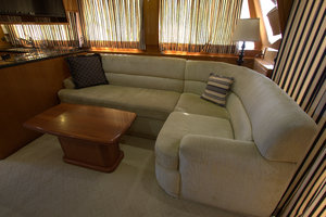 57' Jefferson  2003 Salon Settee
