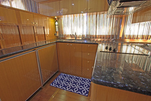 57' Jefferson  2003 Galley