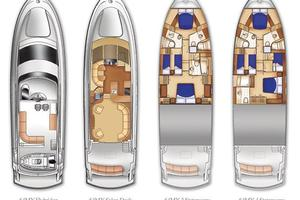 64' Hatteras 64 Motor Yacht 2006