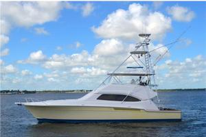 Bertram 57' Sport Fisherman 2004 Escape