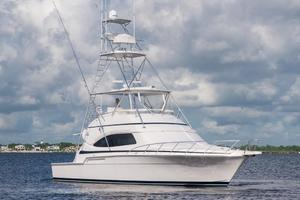 51' Bertram Sport Fisherman 2000 Challenge_Bow Profile4