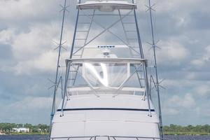 51' Bertram Sport Fisherman 2000 Challenge_Bow Profile3