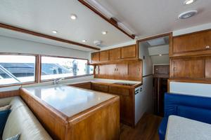 51' Bertram Sport Fisherman 2000 Challenge_Galley1