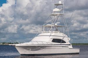 51' Bertram Sport Fisherman 2000 Challenge_Bow Profile2