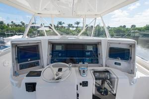 51' Bertram Sport Fisherman 2000 Challenge_Flybridge3