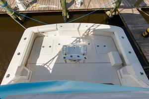 51' Bertram Sport Fisherman 2000 Challenge_Cockpit13