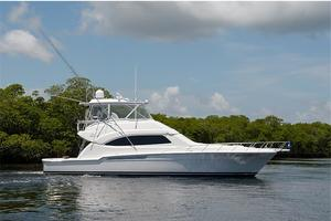 Bertram 57' Sport Fisherman 2012 Nice & Easy
