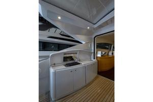 64' Pershing 64 Express 2012
