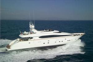 103' Maiora Motor Yacht 1999 Sashay