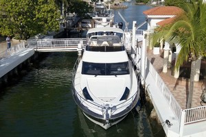 50' Marquis 500 Sport Bridge 2011 Bow