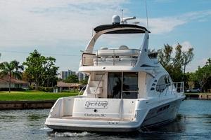 44' Sea Ray Cruiser 2006 44 Sundancer_Stern Profile5   Copy