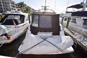 54' Sea Ray Sundancer 2012 Camper Enclosure 2012 Sea Ray 540 Sundancer_0069