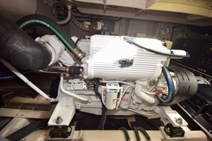 54' Sea Ray Sundancer 2012 Engine Room   2012 Sea Ray 540 Sundancer_0080