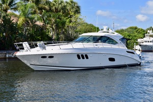 54' Sea Ray Sundancer 2012 2012 Sea Ray 540 Sundancer_0136