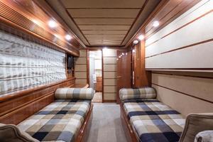 94' Custom Line Ferretti Custom Line Motoryacht 2001 Lady Breanna_starboard_guest_stateroom_5