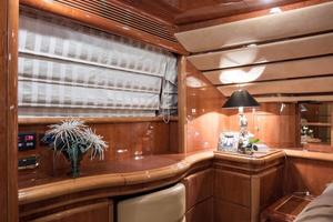 94' Custom Line Ferretti Custom Line Motoryacht 2001 Lady Breanna_on_deck_master_7