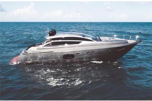 62' Pershing Cruiser 2014 Alegrias