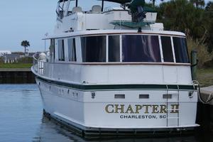 Chapter 2 is a Hatteras Flybridge Motor Yacht Yacht For Sale in St. Augustine--1