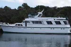 82' Hatteras Flybridge Motor Yacht 1977 1977 82' Hatteras Flybridge Motor Yacht for Sale- SYS Yacht Sales