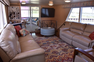Chapter 2 is a Hatteras Flybridge Motor Yacht Yacht For Sale in St. Augustine--52