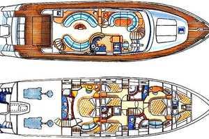 70' Azimut 70 Sea-jet 1996