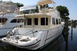 45' North Pacific 43 Pilothouse 2010