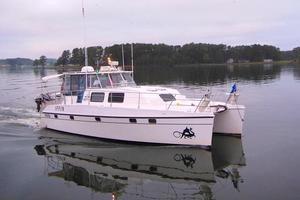 44' Endeavour 44 Trawler cat 2006