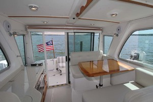 photo of Back Cove 34 - Blue Chip