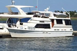 49' Gulfstar Motor Yacht 1987 MainProfile
