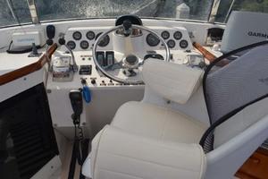 49' Gulfstar Motor Yacht 1987 Bridge Helm