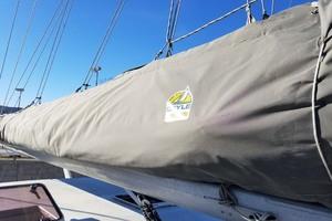 43' Farrier 44 SC 2014 Main Sail Cover