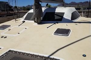 43' Farrier 44 SC 2014 Port Side Cabin Top