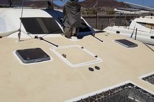 43' Farrier 44 SC 2014 Starboard Side Cabin Top
