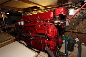 42' Chien Hwa Krogen 42 1982 Port Engine