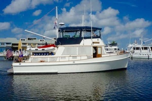 42' Grand Banks 2 stateroom Classic 1985