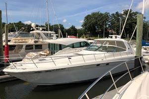 55' Sea Ray 550 Sundancer 2002