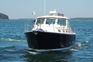 photo of Island Packet Downeast Express - Morning Glory